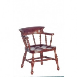 Firehouse Windsor Chair Walnut