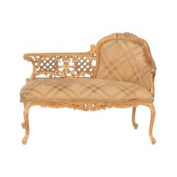 Victorian French Rococo Chaise