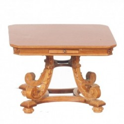 Square Top Table Maple