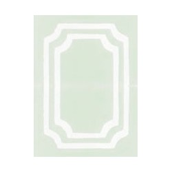 REV. DECORATOR RUG, SEAFOAM