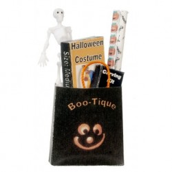 Halloween Shopping Bag Filled