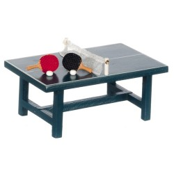 Toy Ping Pong Table Set