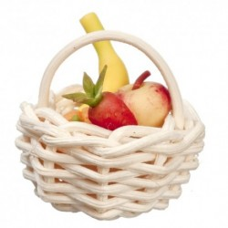 Baskets With Fruit Set 2pc