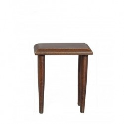 Lamp Table Walnut