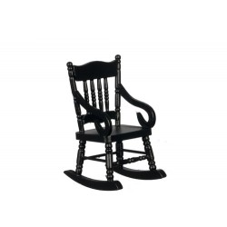Rocking Chair Black