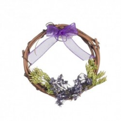 Wreath Purple