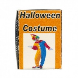 Clown Costume Box
