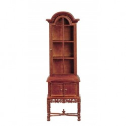 1790 China Cabinet Walnut