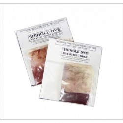Shingle Dye Red-brown