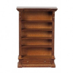 1910 Bookcase Walnut