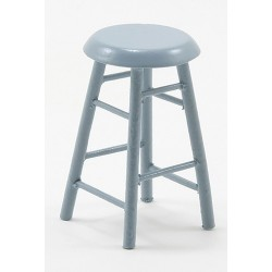 Bar Stool , 2 Inches, Gray