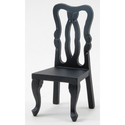 Side Chair, Black