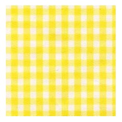 3 pack Prepasted Wallpaper: Yellow Check