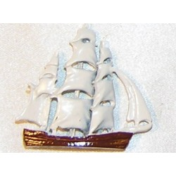 TOY, SAILING SHIP