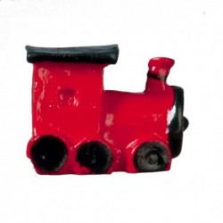 Small Locomotive/red