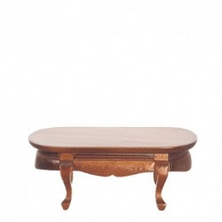 Vict.oval Coffee Table/wa