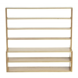 Store Shelf/oak/cb