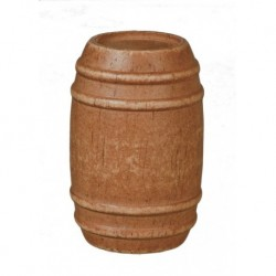 Small Wooden Barrel