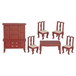 1/2in Dining Room Set/6/m