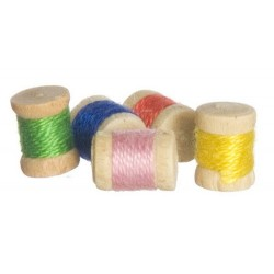 Spools Of Thread/5pcs