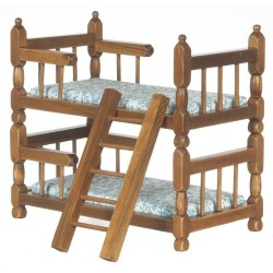 Walnut Bunkbed