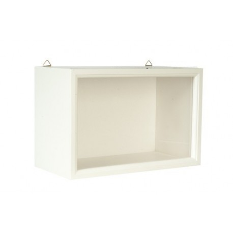 6in Deep Room Box/white
