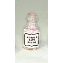 BUBBLE BATH BEADS - PINK
