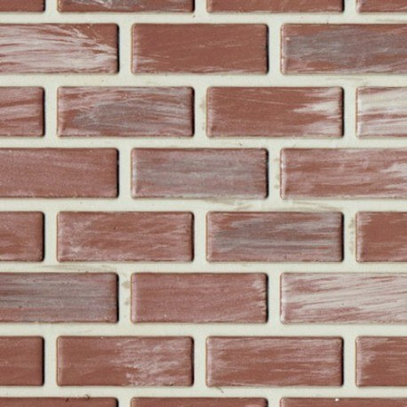 Latex Used Brick Sheet Dollhouse Exterior Flooring