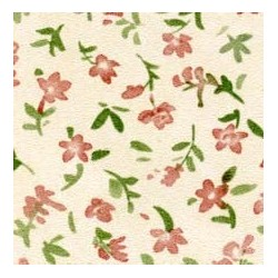 3 pack Prepasted Wallpaper: Tiny Pink Flowers