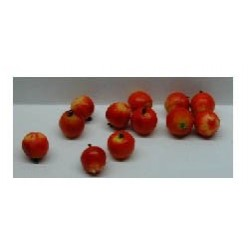 RED APPLES, S/12