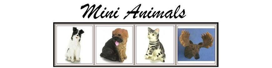Miniature Animals & Pets