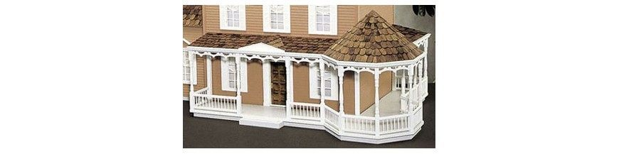 Dollhouse Porch