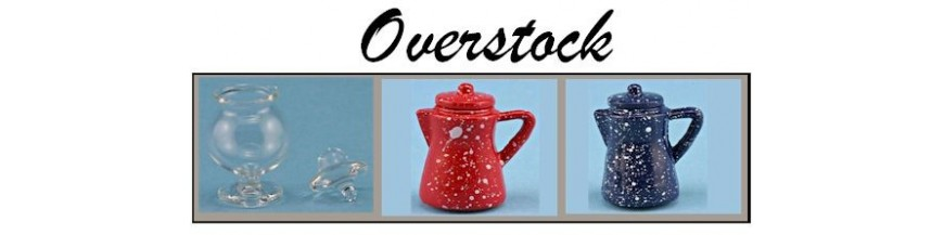 Overstock Items