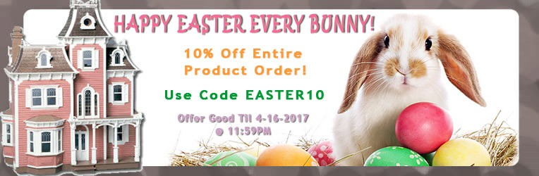 Easter Sale 10% Off