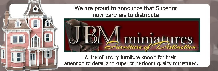 Luxury JBM Miniatures Now Available!